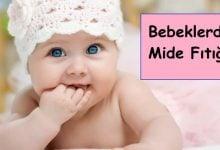 bebeklerde mide fıtığı